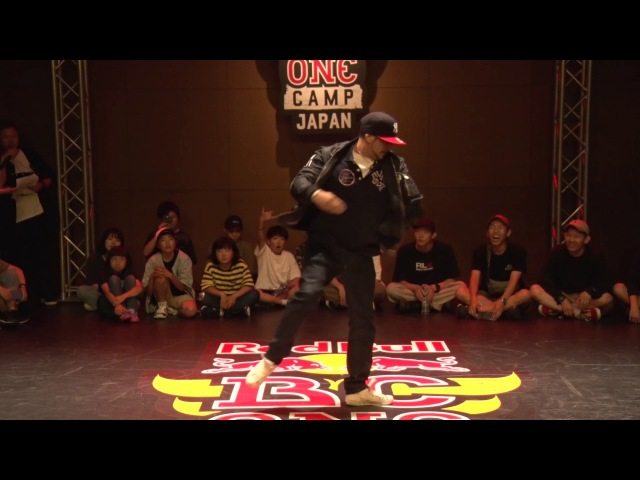Mr.Wigglesh Judge Move | Do or Die 2017.06.30 | Red Bull BC One Camp Japan 2017