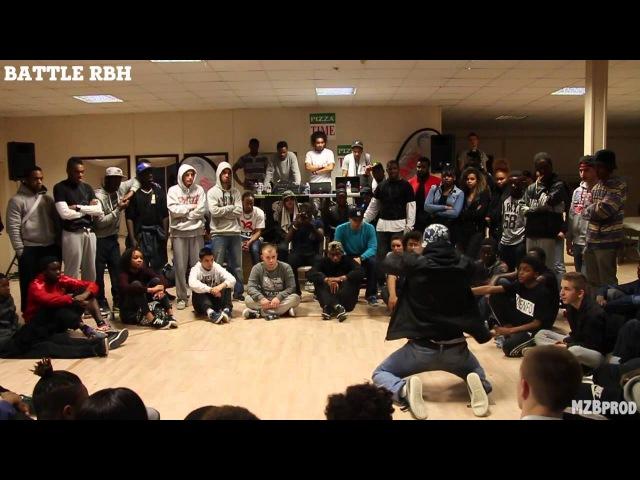 Battle RBH demo jury DJYLO Sarcellites Gravity Zero Cosec crew Soul Brothers
