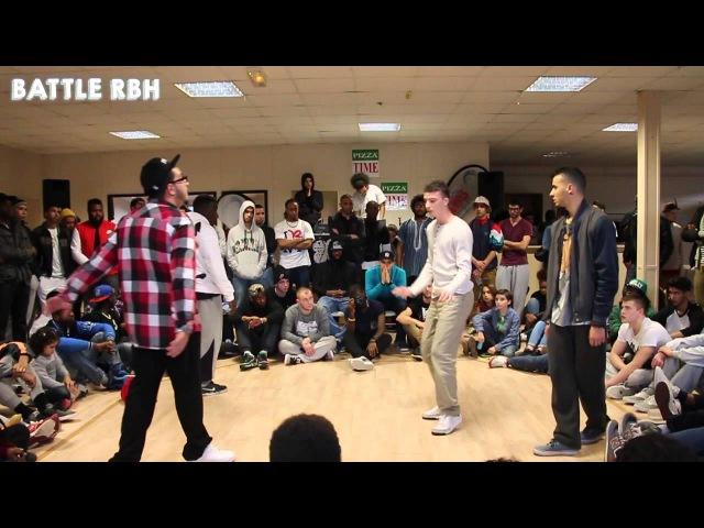 Battle RBH OMOÏ Benji VS Aniss Tajin OZ