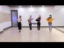Mamamoo - Yes I Am Mirrored Dance Practice