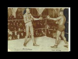 Jack Johnson and the Art of Punching in the Clinches