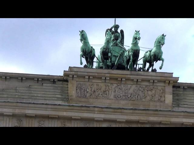 Германия. Достопримечательности Берлина. Germany. Sightseeing in Berlin.