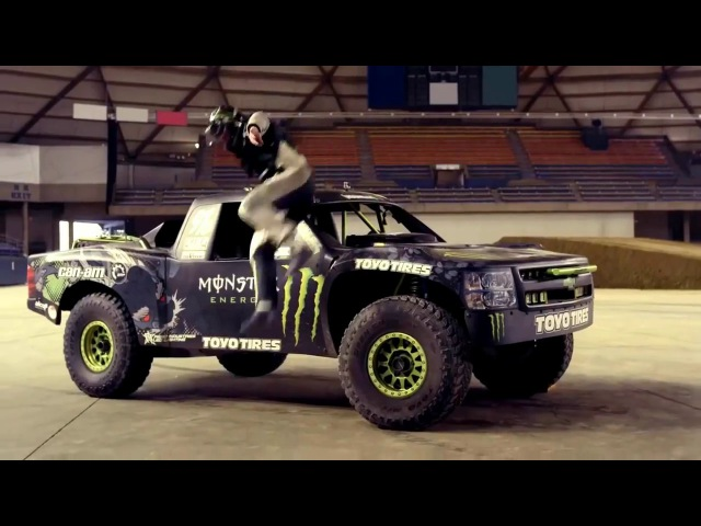 DAKAR super truck MIX. D.White - no Connect. MT Magic style Win Race