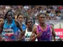 Diamond League 2017 Monaco 800m Women Caster SEMENYA 1 55 27 NR