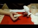 Свободная контурная роспись пасхального яйца Университет Декупажа Лилия Егоро...