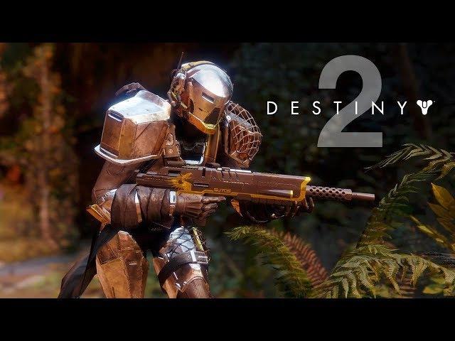 Destiny 2 – официальное видео о Европейской Мертвой зоне [RUS]