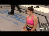 Mackenzie Dern Submits Another Victim at LFA 24 on AXS TV