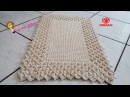 👊 Tapete Pérola do Oriente [ Versão Destro] Pink Artes Croche by Rosana Recchia