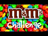 Bad Kids &amp Giant Candy M&ampM's Johny Johny Yes Papa Nursery Rhymes Song &amp Learn Colors for Children