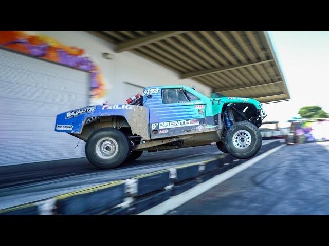 [HOONIGAN] DT 110: 500HP Truck 180s Off the Dock (Brenthel Bros)
