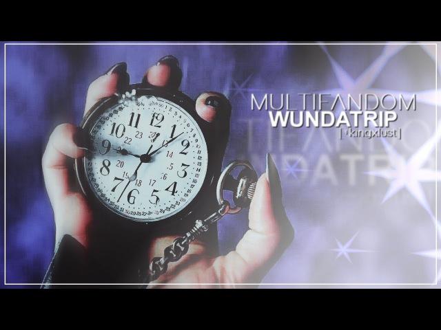 ► MultiFandom | Wundatrip [kingxlust]