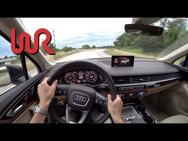 2017 Audi Q7 2.0T Premium Plus - Walkaround POV Test Drive
