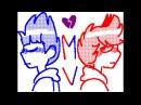 Cut My Hair MV Eddsworld Sudomemo Flipnote by Mush Bean♥
