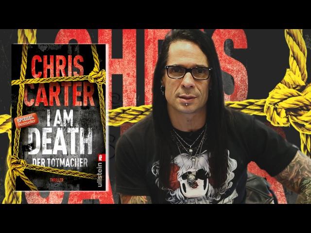 Chris Carter liest I Am Death. Der Totmacher (engl.)