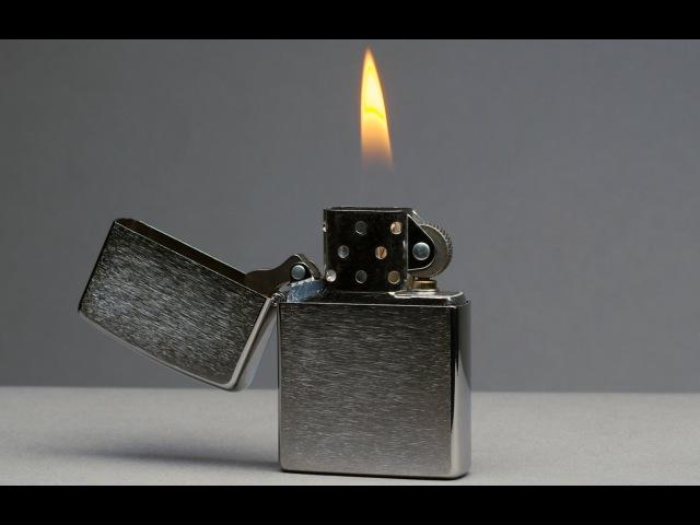 How a Zippo Lighter is made - BRANDMADE.TV