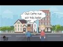 Урок французского языка 18 с нуля для начинающих: La ville (Город)