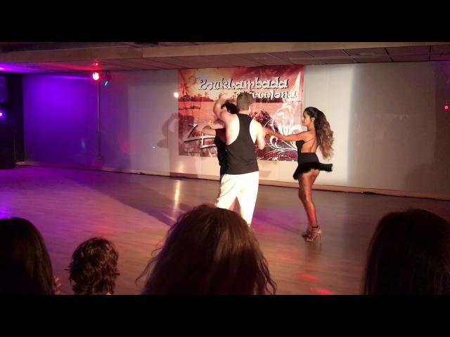 Limor, Ishay and Adva Lambazouk Show - Barcelona Beach Festival 2017