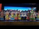 Отчетный концерт ансамблей «Казачата», «Забава», «Ладушки»