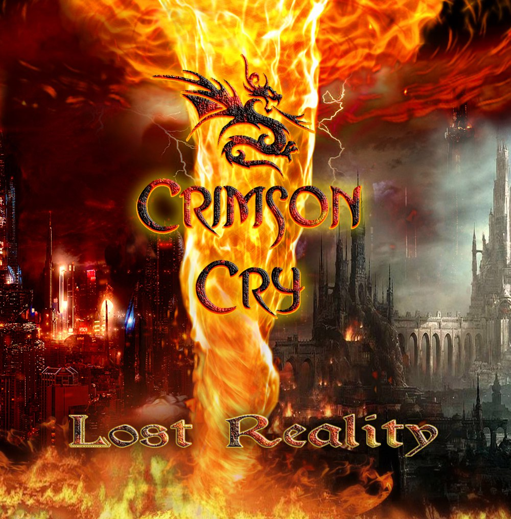 Новый альбом CRIMSON CRY - Lost Reality (2017)