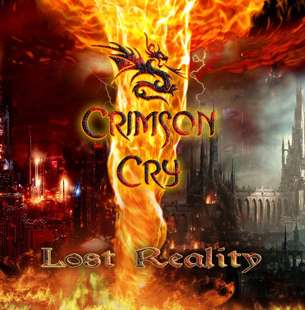 Новый альбом CRIMSON CRY - Lost Reality (2017)