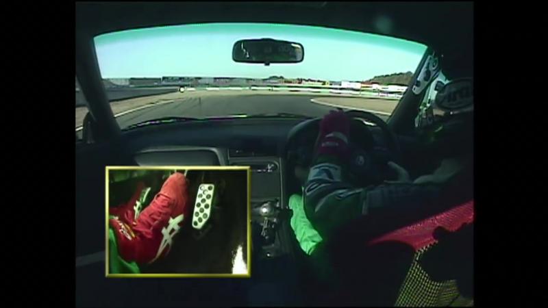 NA2 NSXタイプR 開発車両を土屋圭市が緊急試乗!【Best MOTORing】2001