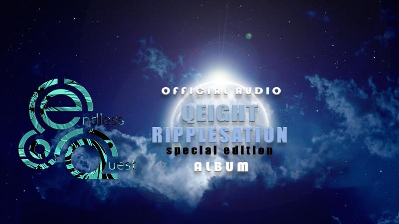 Qeight - Ripplesation |Special Edition| |Album|