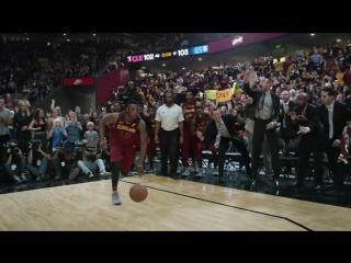 Реклама Nike о начинающем баскетболисте