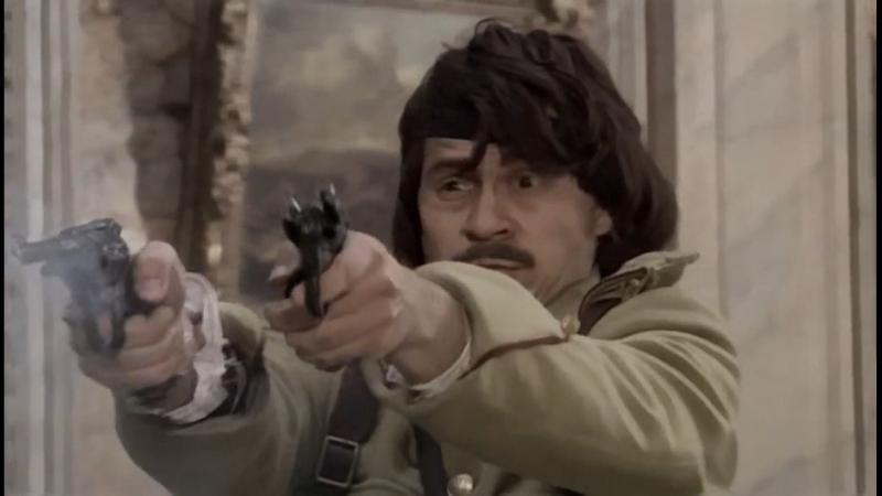 Девять жизней Нестора Махно (2006). Нападение махновцев на имение Данилевского