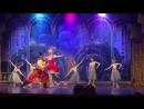 Русский танец. балет Щелкунчик