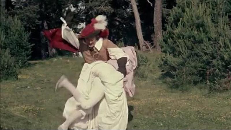 «Железная маска» (1962) — Мсье понимает толк в государственных делах!...