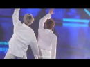 VK170920 MONSTA X Fancam - Shine Forever I.M focus @ 2017 Soribada Best K-Music Awards
