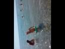 адлер пляж огонек 25.07.17