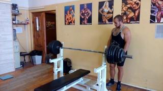 ярость ХХЛ 190 кг (девайс велик)