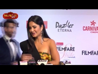 на Filmfare Style и Glamour Awards 2017
