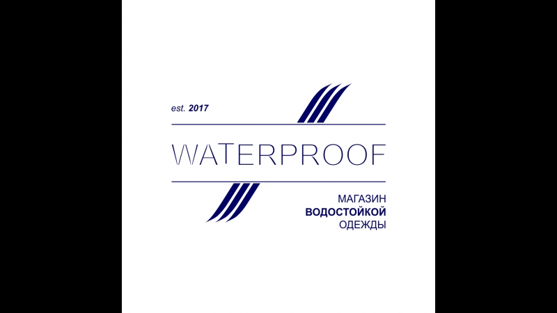 Водонепроницаемый дождевик ASOS. Магазин Waterproof.