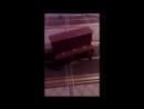Музыкальное пианино шкатулка