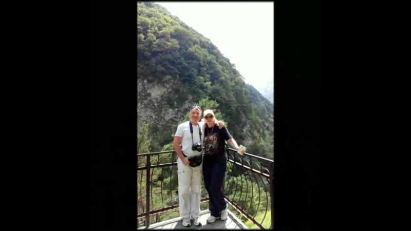 Как мы путешествовали по Кавказу прошлым летом