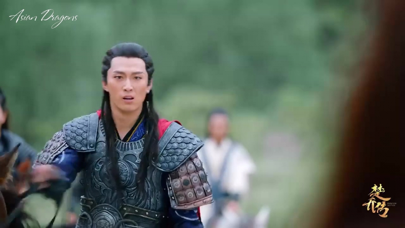 [41/58] Легенда о Чу Цяо / Legend of Chu Qiao / Princess Agents / 楚乔传