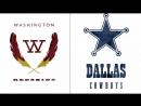 NFL 2017-2018 / Week 13 / 30.11.2017 / Washington Redskins @ Dallas Cowboys