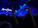 Мое видео с первого концерта Papa Roach
