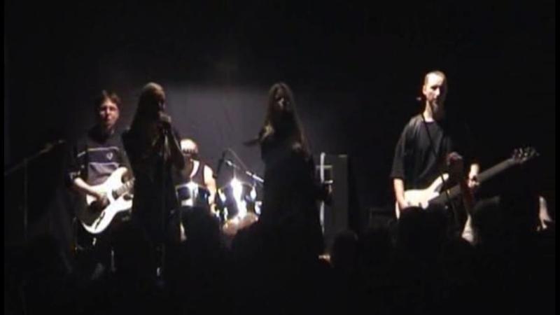 Hel – Live In Sandviken Mars 23, 2002