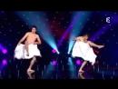 Французский танец с полотенцами