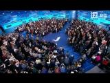 Владимир Путин принимает участие в медиафоруме ОНФ в Калининграде