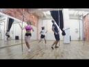Импровизация от Ольги Трифоновой, Анжелики Микутайтис и Александра Веселова