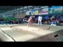 Чемпионат Украины по сумо Давиденко 2015 г.Луцк
