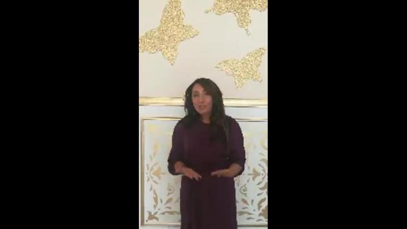 Приглашение Елены Тарариной на первый международный фестиваль арт-коучинга
