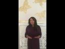 Приглашение Елены Тарариной на первый международный фестиваль арт коучинга Летай