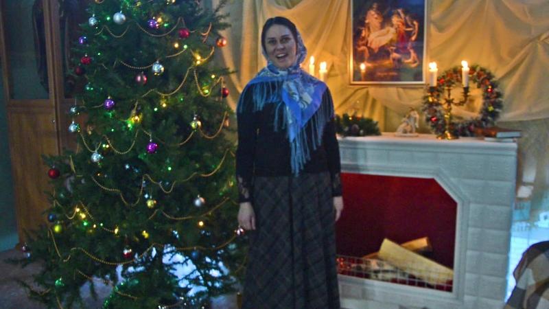 Поздравления с Рождеством Христовым от регентского отделения КазПДС