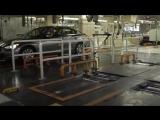 Как собирают Nissan GT-R