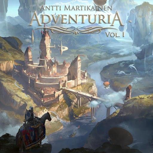 Antti Martikainen альбом Adventuria, Vol. 1
